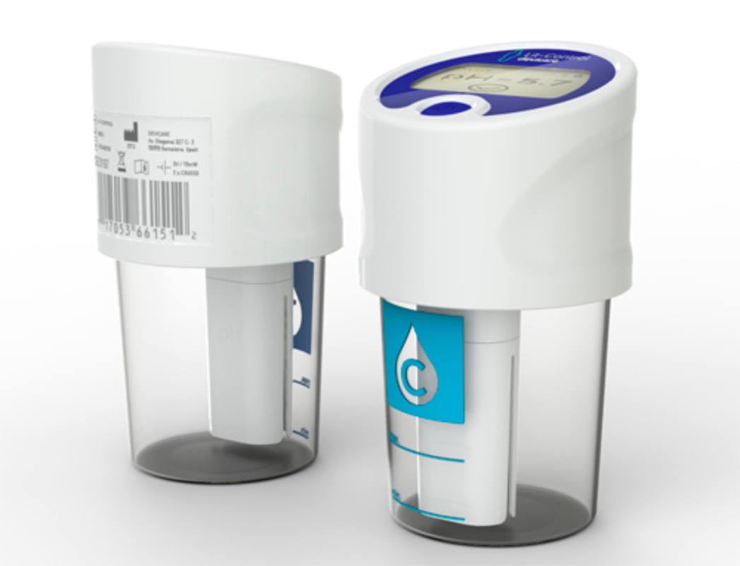 Dispositivo Lit-Control pH Meter.