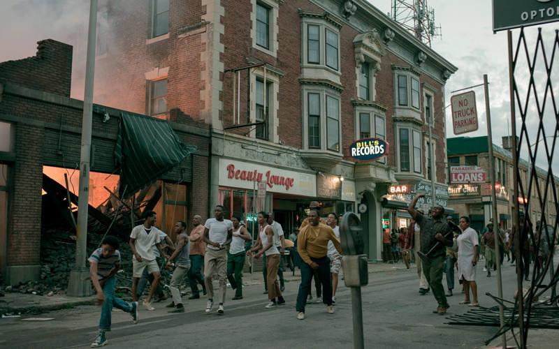 Los disturbios raciales de Detroit