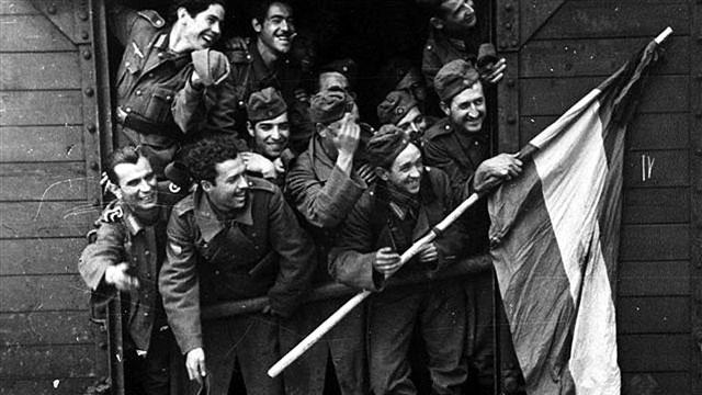 Informe Semanal: División azul, perdedores de otra guerra