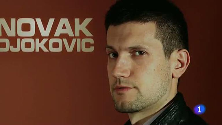 El doble de Djokovic elegido por él mismo en el Master 1000 de Madrid