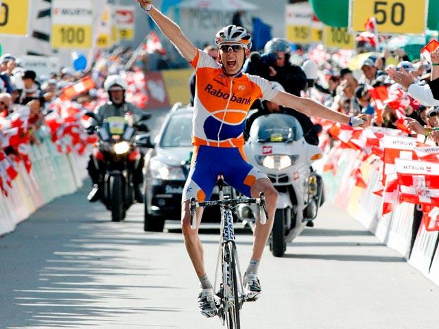 Doblete de Gesink en la Vuelta a Suiza