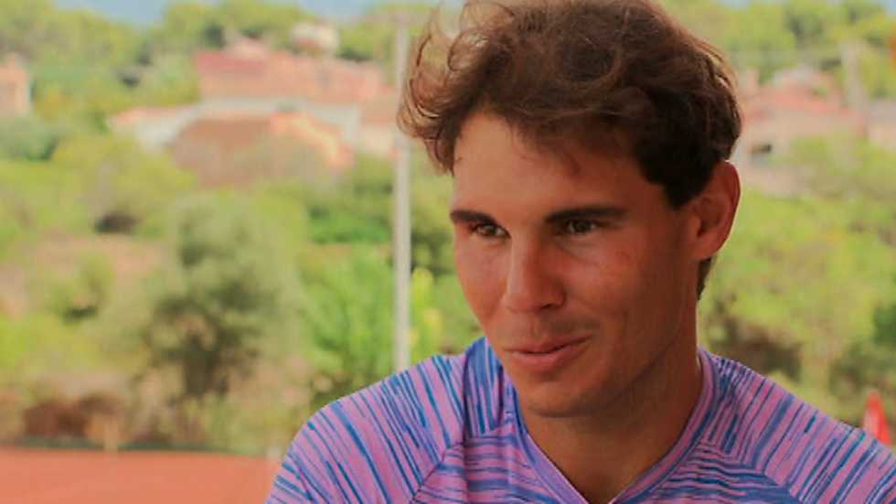 "Tenis - Documental ""Nadal Tour"""