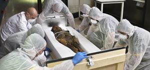 El documental ofrecerá el proceso completo de la investigación a cuatro momias del MAN