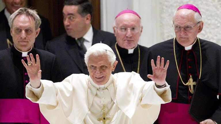 """El diario """"La Repubblica"""" recibe tres nuevos documentos secretos del entorno del Papa"""