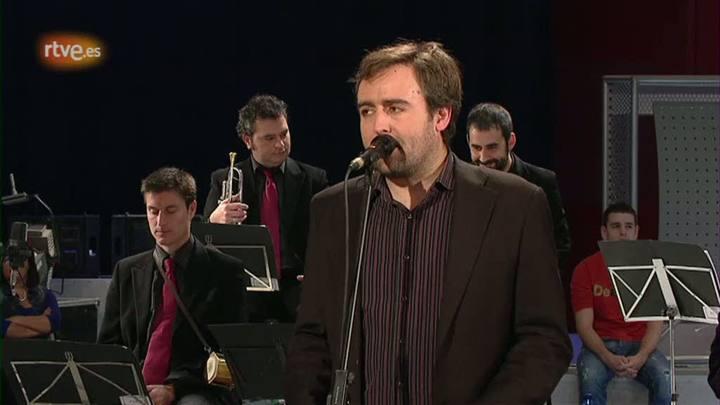 """Blue zulu - Especial Concert Roger Mas: """"El dolor de la bellessa"""""""