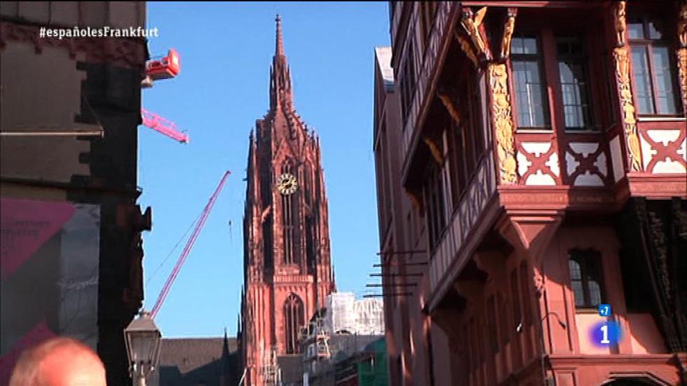Españoles en el mundo - Fráncfort - Dom Sankt Bartholomäus