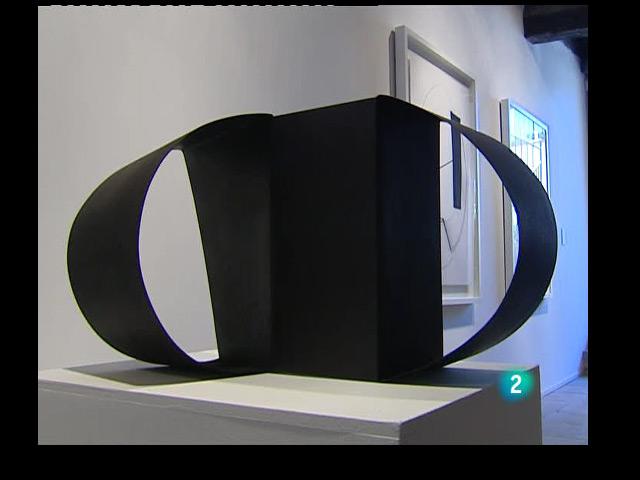 Exposició de Dominica Sánchez  a  Torroella de Montgrí