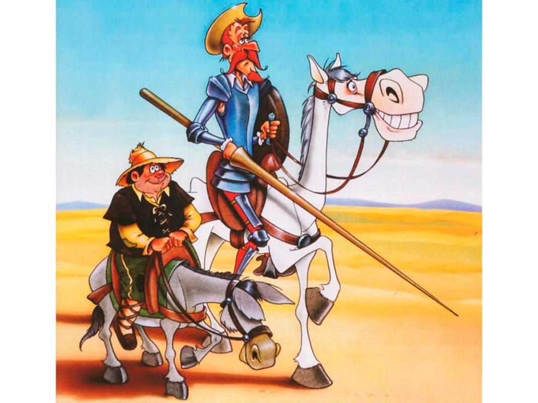 'Don Quijote', de Cruz Delgado