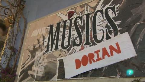 "Músics - Dorian - ""Noches blancas"""