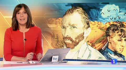 """Dos españolas, entre los 125 artistas que han """"pintado"""" """"Loving Vincent"""""""