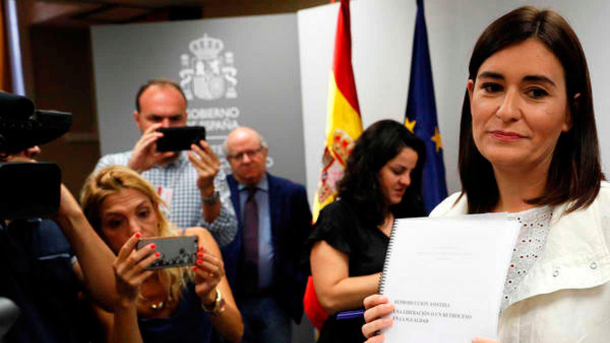 Dos ministros dimitidos en apenas 100 días de Gobierno de Sánchez