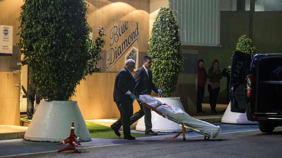 Dos personas han sido asesinadas en una discoteca de Murcia
