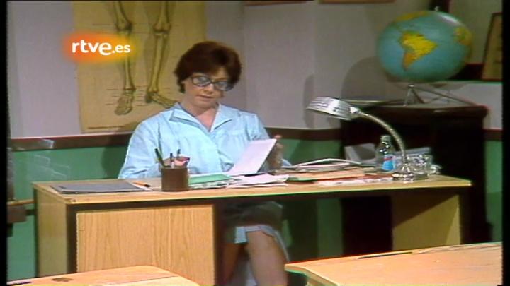 Arxiu TVE Catalunya - Doctor Caparrós, metge de poble - Tot va passar a l'escola