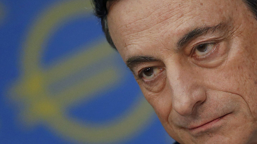 Draghi anuncia más medidas del Banco Central Europeo para estimular la economía