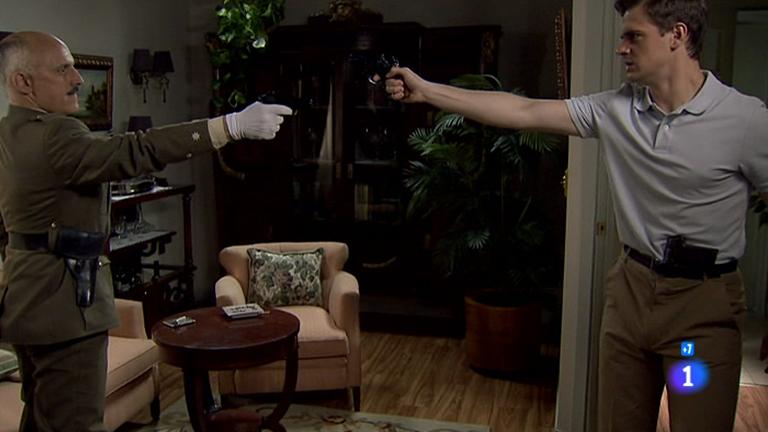 Amar - Duelo entre Armenteros y Carlos