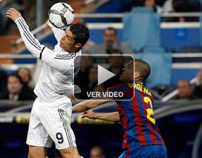 Duelo estratosférico en el Camp Nou