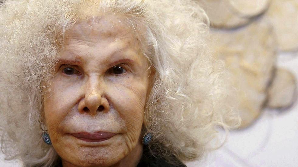 La duquesa de Alba sigue ingresada en el hospital Sagrado Corazón de Sevilla
