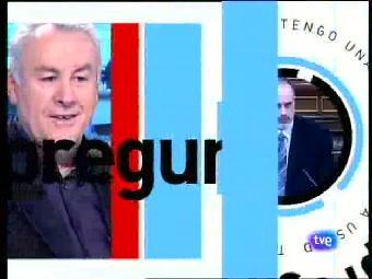 Tengo una pregunta para usted - Josep Antoni Durán i Lleida, Cayo Lara y Joan Ridao