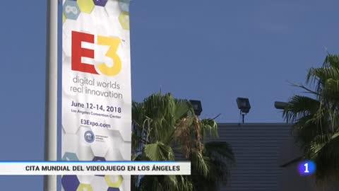 E3 2018, la mayor cita mundial de la industria del videojuego