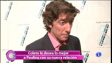 Más Gente - Colate vuelve a España con su hijo Ansdrea Nicolás