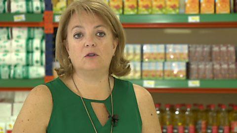 """Testimonio - Economato solidario """"Virgen de la Misericordia"""""""