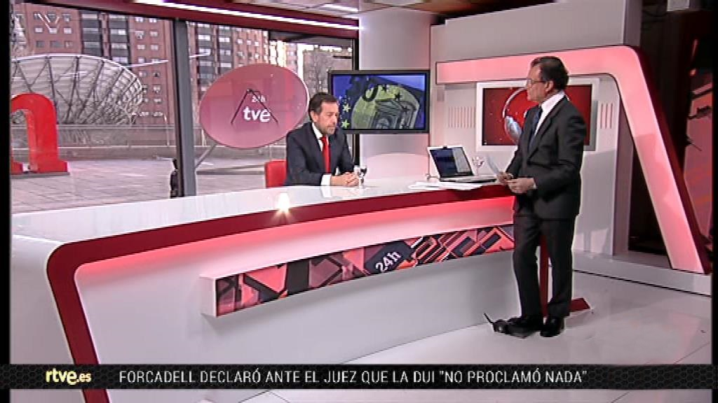 La tarde en 24 horas - Economía - 09/02/18
