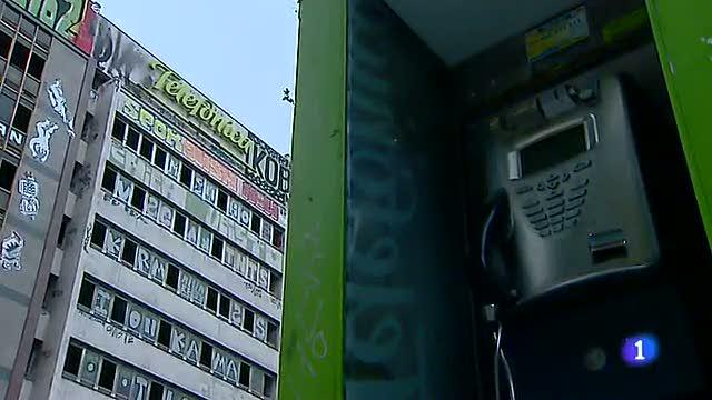 Abiertas diligencias para el desalojo de un edificio ocupado en Plaza de España