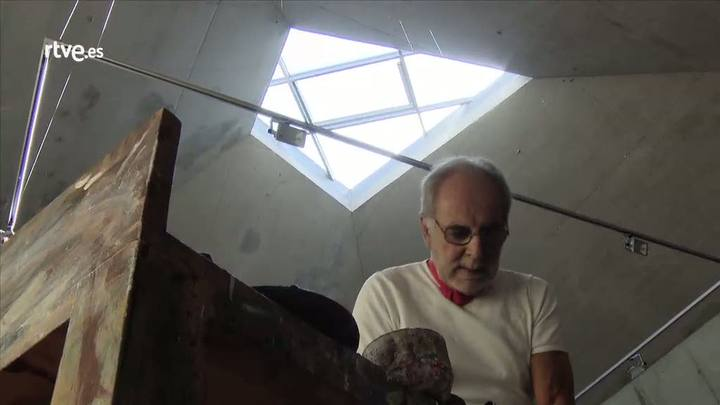 Col·lecció Bassat d'art contemporani - Eduard Arranz-Bravo  - tall1