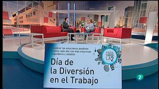 Para Todos la 2 - Entrevista - Eduardo Jáuregui, Día de la Diversión en el Trabajo
