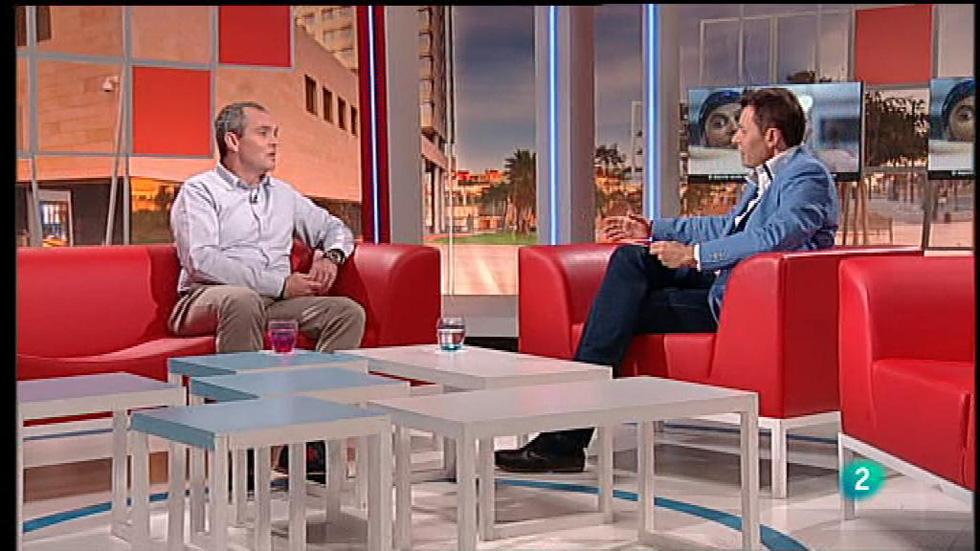 Para Todos la 2 - Entrevista - Eduardo Torras