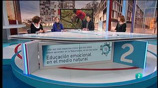 Para Todos La 2 - Debate - Educación emocional en el medio natural