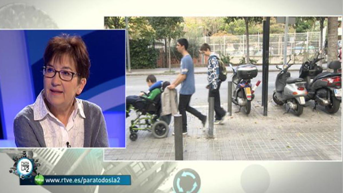 Para todos La 2 - Educación - Entrevista a Roser Batlle, presidenta de la Red Española de Aprendizaje y Servicio