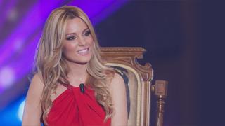 "La Alfombra Roja Palace - Edurne cantará ""Amanecer"" este sábado 11 de abril"