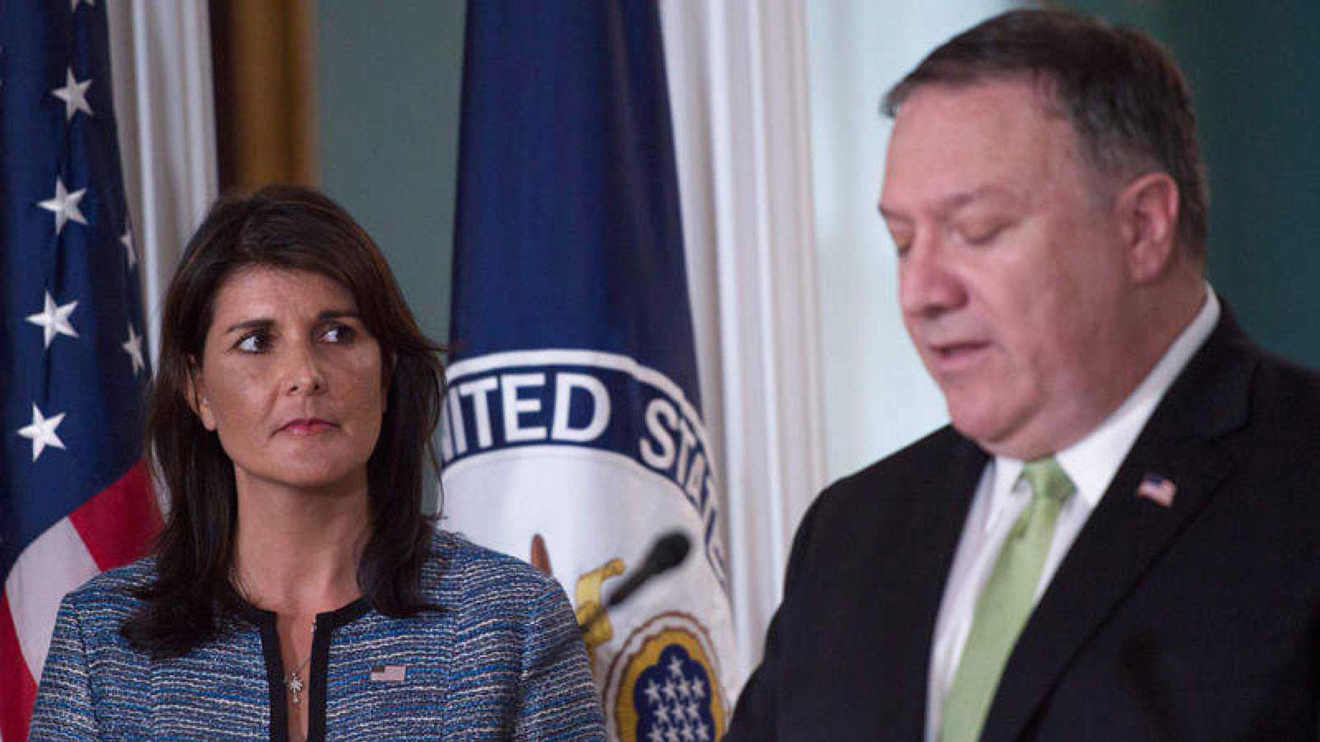 """EE.UU. anuncia su retirada del """"hipócrita"""" Consejo de Derechos Humanos de la ONU"""