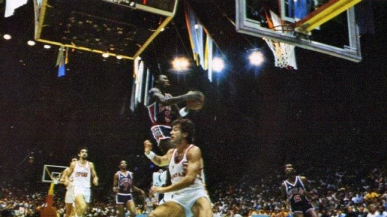 El EE.UU-España de Los Ángeles 84 cambió nuestro baloncesto
