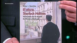 La Aventura del Saber. TVE. Libros recomendados: 'El efecto Sherlock Holmes'
