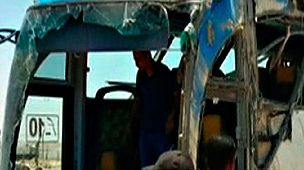 En Egipto, un nuevo ataque contra la minoría cristiana se ha cobrado la vida de 26 personas