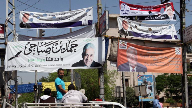 Egipto reflexiona antes de sus primeras elecciones presidenciales