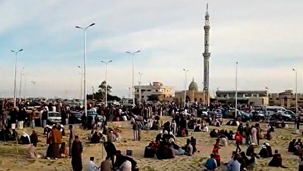 Egipto sufre el atentado más mortífero de su historia reciente, con más de 200 muertos