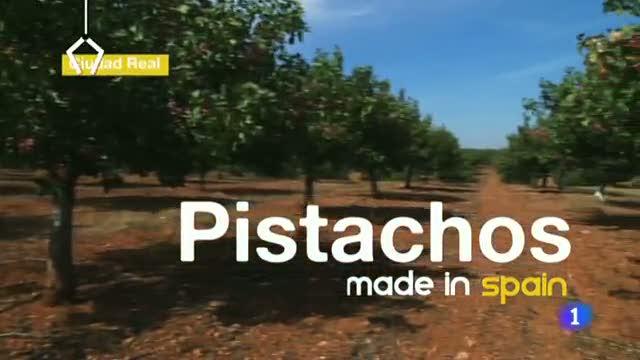 Fabricando Made in Spain - Elaboramos pistachos