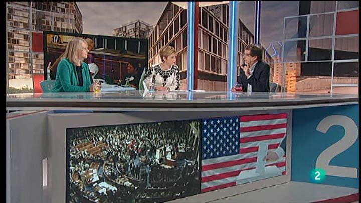 Para Todos La 2 - Debate: Las elecciones en Estados Unidos