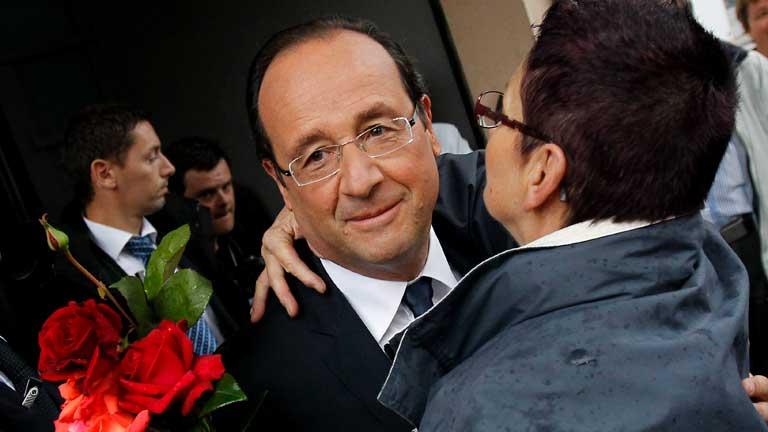Los socialistas franceses se acercan a la mayoría absoluta en las elecciones legislativas
