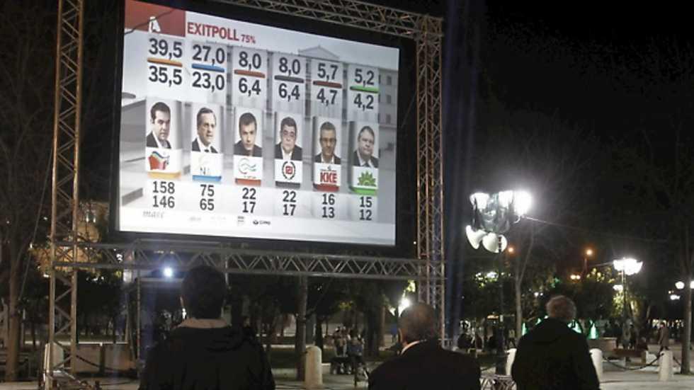 La noche en 24h - Elecciones en Grecia (1)