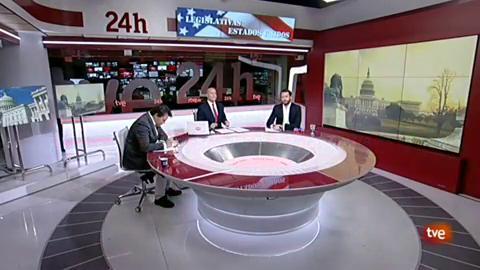 Especial informativo - Elecciones legislativas en EEUU - 06/11/18