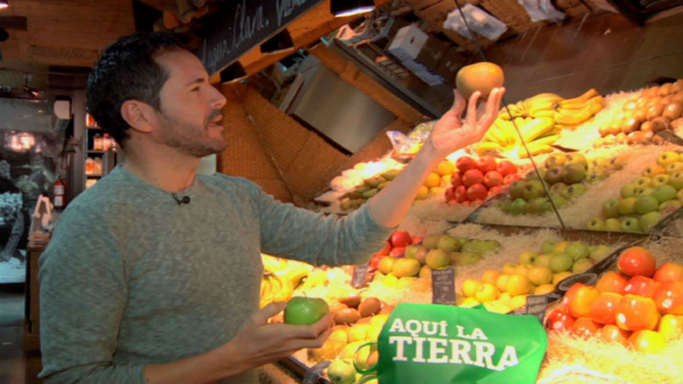 Aquí la tierra - ¡Elegir fruta, difícil elección!