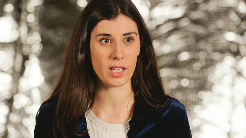 Elena Martín, una de las seis protagonistas de 'GRL PWR'