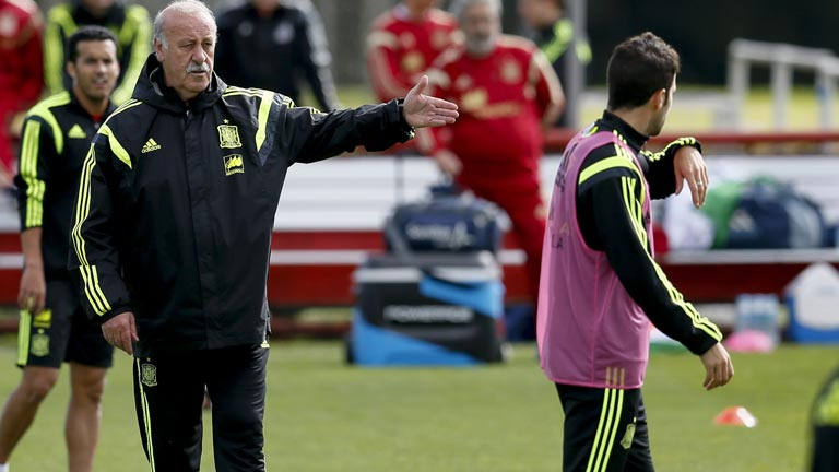 La eliminación de España hace aflorar las tensiones en el equipo