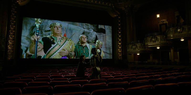 Elisa y el monstruo en el cine