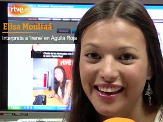 Águila Roja - Elisa Mouliaá en RTVE.es