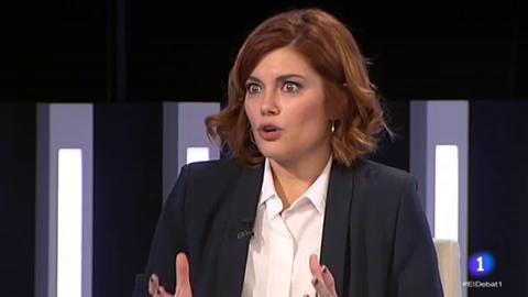 El Debat de La 1 - Elisenda Alamany